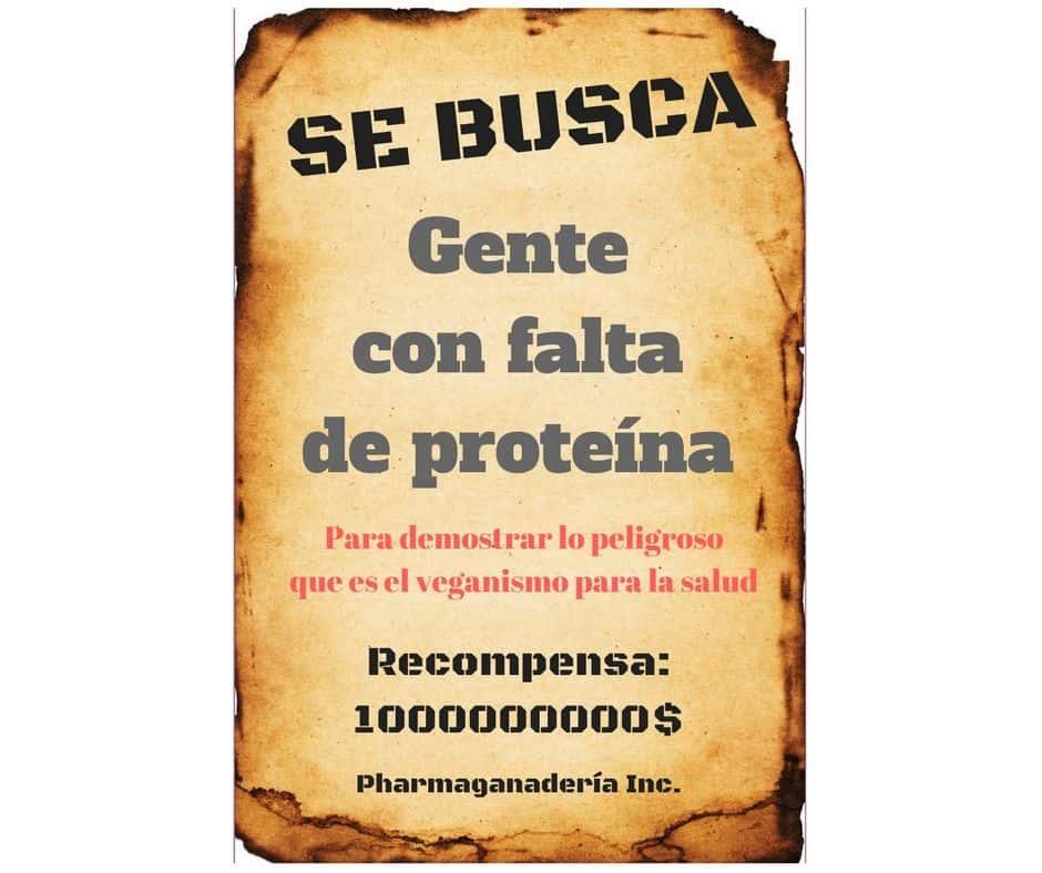 De donde sacas la proteina Deficiencia de proteína