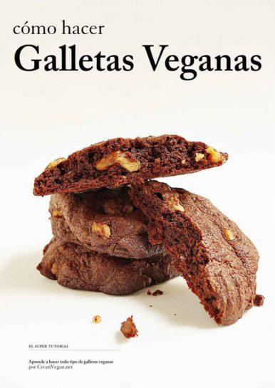 Cómo hacer galletas veganas