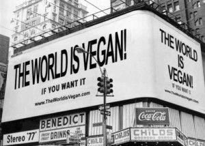 el mundo es vegano