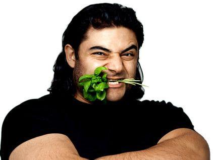 Baboumian vegano